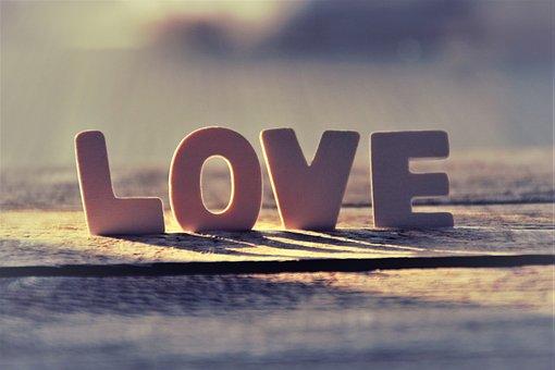 Love, Declaration Of Love, Heart, Wedding, Lovers