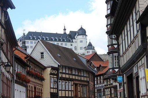 Historic Center, Fachwerkhaus, Middle Ages