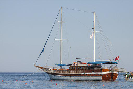 Ship, Boat, Wood, Retro, Old, Tourism