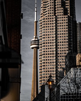 Toronto, City, Canada, Architecture, Skyline, Urban