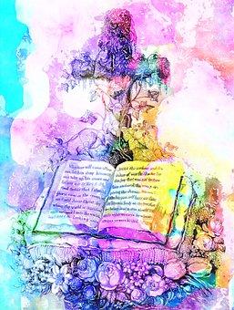 Watercolour, Watercolor, Paint, Wash, Artistic, Bright