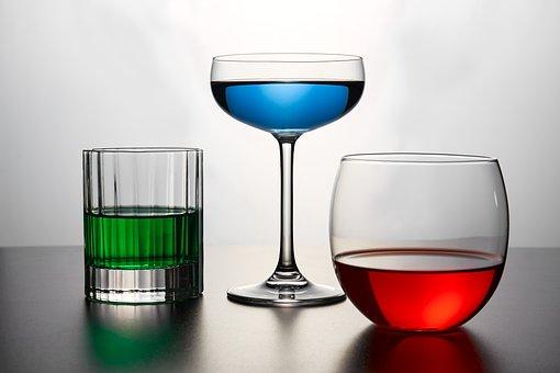 Glass, Glasses, Drinks, Wine, Drink