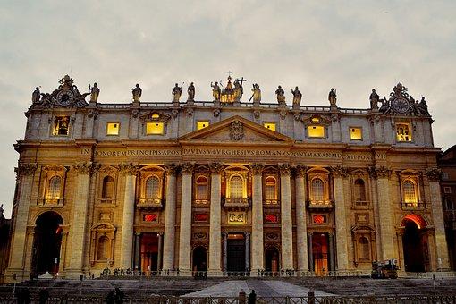 Italy, Rome, European, Building, Italian, Architecture