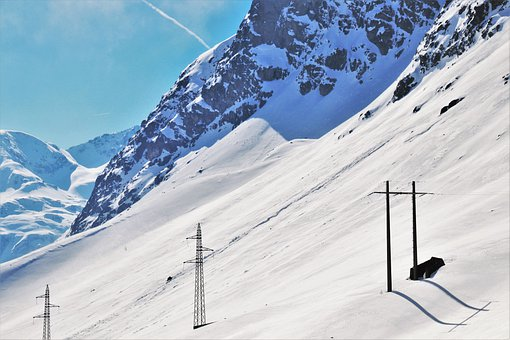 Cool, Mountains, Strommast, The Height Of The, Energy