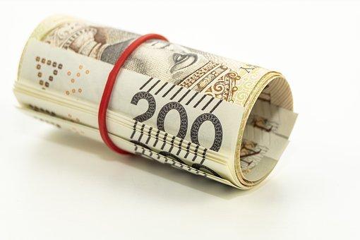 Money, Euro Banknotes, Buck, Roll, Pack, Bank, Finance