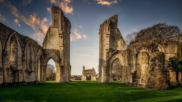 Ruin, Church, Architecture, Ruins, History, Old