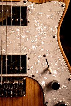 Guitar, Fender, Telecaster, Music, Rock