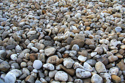 Gravel, Stone, Background, Nature, Pattern, Structure