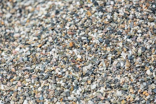 Pebbles, Stones, Background, Pattern, Texture, Topping
