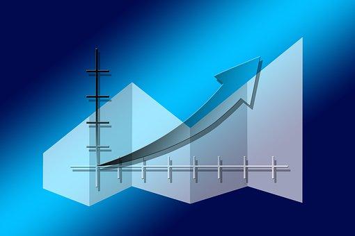 Arrow, Success, Target, Business, Economy, Performance
