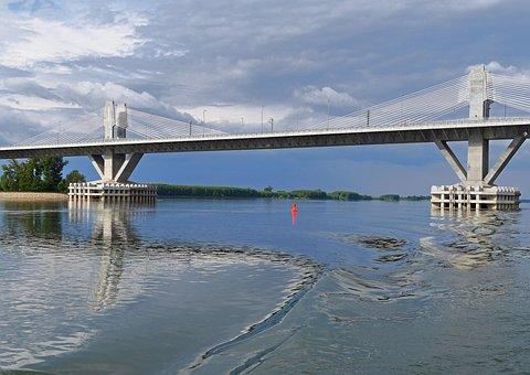 Danube Bridge, Romania, Bulgaria