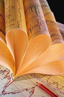 Diagrams, Graphs, Charts, Trading, Analyzing