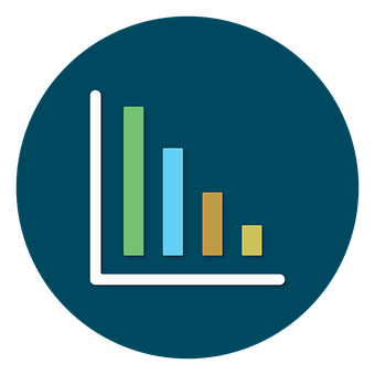 Chart, Graph, Elearning, E-learning, Icon, Finance