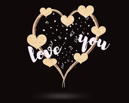 Love, Heart, Valentine, Romantic, Red