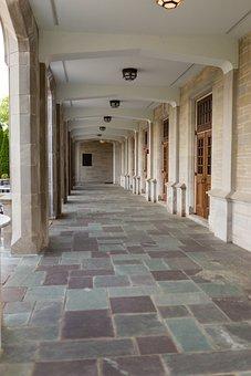 Columns, Architecture, Building, History, Pillar