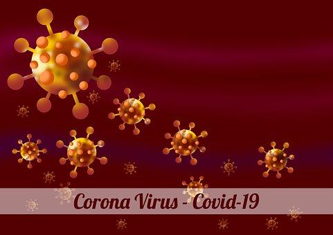 Illustration, Background, Virus, Disease, Contamination