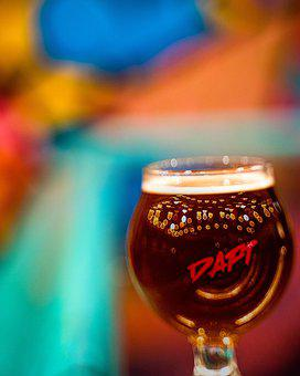 Daft, Beer, Craft, Brewery, Drink, Alcohol, Ipa, Glass