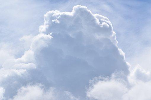 Cloudscape, Cloudy, Nature, Atmosphere, Storm, Clouds