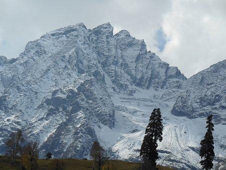 Hills, Kashmir, India, Ladakh, Jammu, Hill, Travel