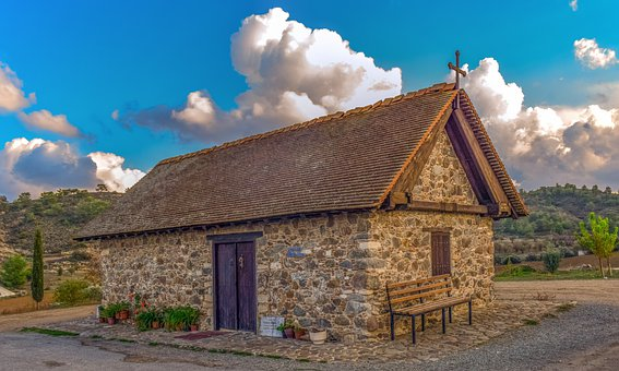 Church, Orthodox, Religion, Architecture, Building, Sky