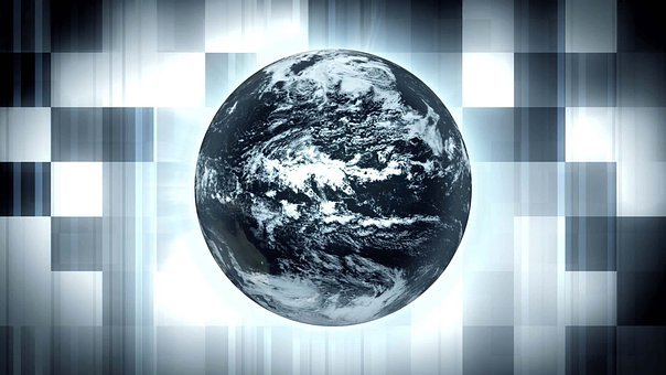 Earth, Globe, Continents, Map, Planet, Geography