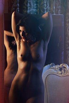 Nude, Art, Sexy, Erotic, Woman, Naked, Model, Body
