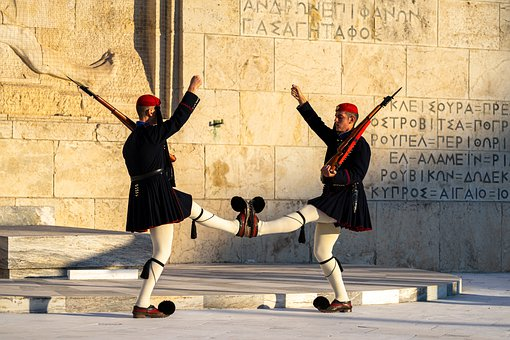 Athens, Parliament, Syntagma, Greece, Guard, Greek