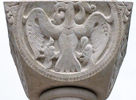 Turul Bird, Light, Ancient, Hungarian