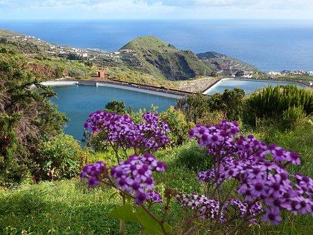 San Andrés Y Sauces, Llano Clara, La Palma, Reservoir