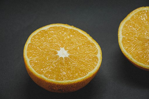 Concept, Orange, Fruit, Design, Symbol, Creative