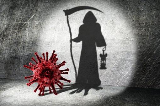 Virus, Infection, Death, Spooky, Shadow, Medicine