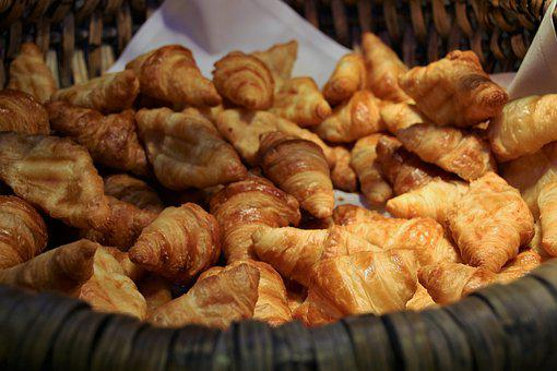 Croissant, Eat, Food, Bread Products, Baked Goods