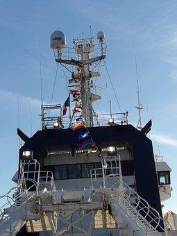 Naval Building, Ship, Boat, Scientist, Studies