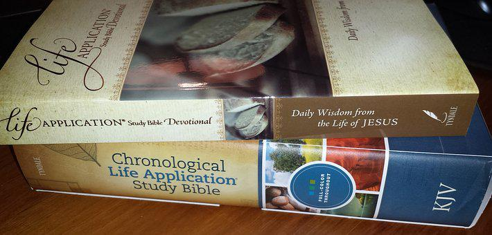 Books, Bible, Devotions, Devotional, Christian