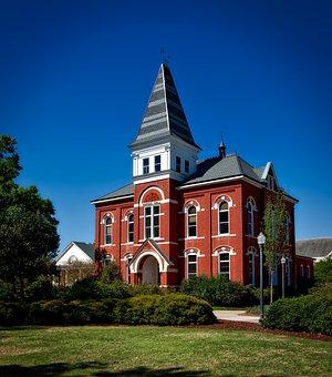 Hargis Hall, Auburn University, Alabama, Building