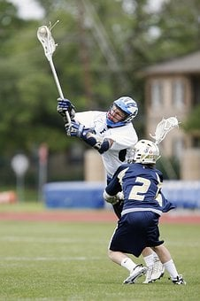 Lacrosse, Action, Player, Competition, Athlete, Stick