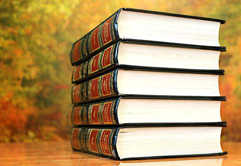 Books, Reading, Literature, Study, Pile, Tutorial