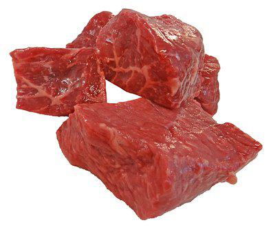 Beef, Stew Meat, Stew, Meat, Food, Cooking, Raw