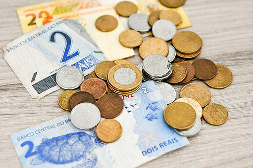 Money, Financial, Notes, Real, Money In Brazil, Savings