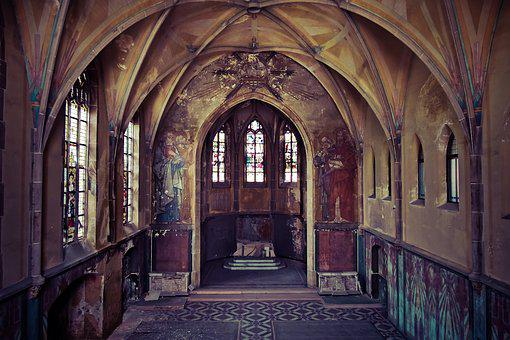 Lost Places, Lapsed, Old, Leave, Ruin, Building, Home