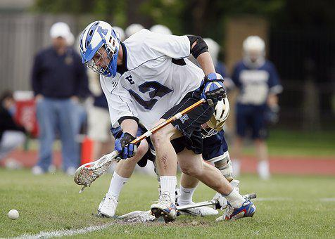 Lacrosse, Player, Stick, Action, Sport, Game, Playing