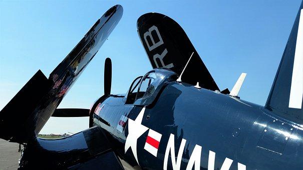 Corsair, Warbird, Aircraft