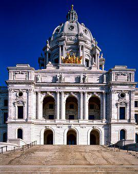 St Paul, Minnesota, State Capitol, Building