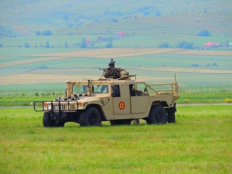 Army, Car, Humvee, Hummer, Military, Afghanistan, War