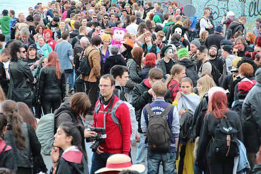 Crowd, Event, Group Of People, Meeting, Collection