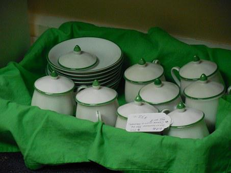 Dishes, Tableware, Dish, Plate, Table, Dishware, Dining