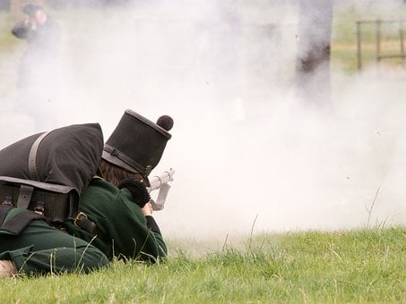 Napoleonic Wars, Re-enactment, History, Living History