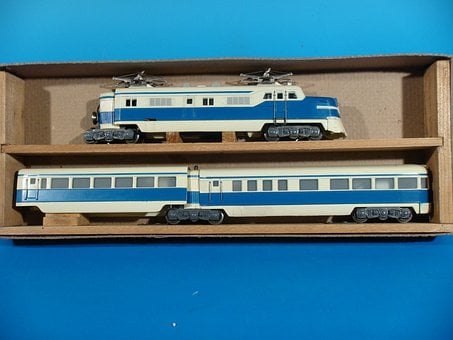 Märklin, Electric Locomotive, Scale H0, 1950s