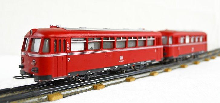 Railbus, Railcar, Locomotive, Loco, Railway, Seemed