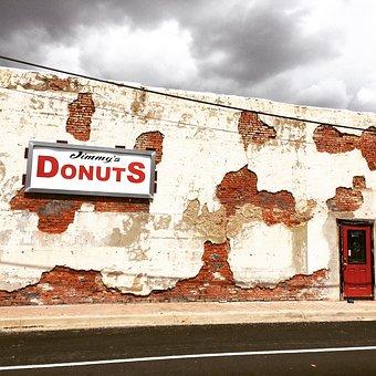 Coffee, Donuts, Texas, Royse City, Doughnut, Pastry